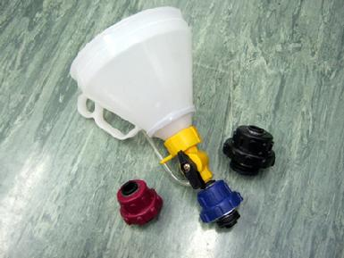 Here is the funnel system you need to bleed Subaru coolant systems contact us if you need one